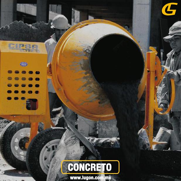 renta equipos concreto